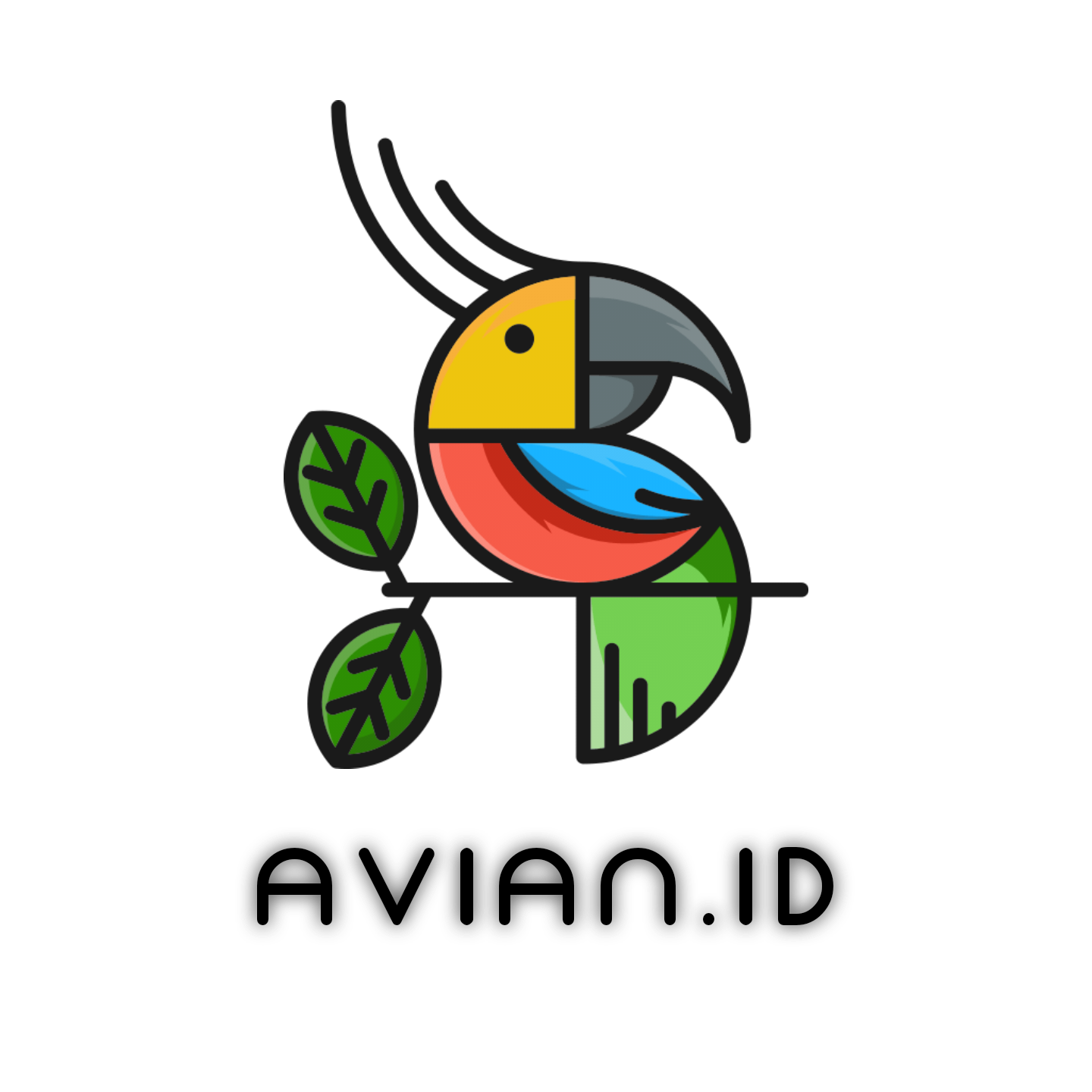 Avian Indonesia Logo